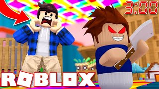 MAI WAKE MY FULL SON SU ROBLOX! 👦 Alle 3:00 MATIN!