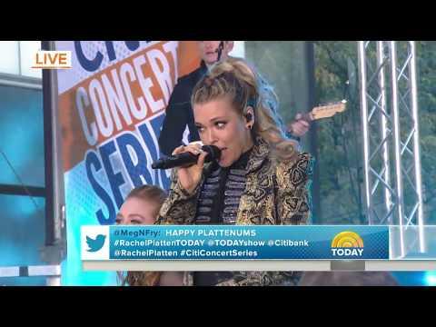 Rachel Platten - Perfect For You (Today Show)