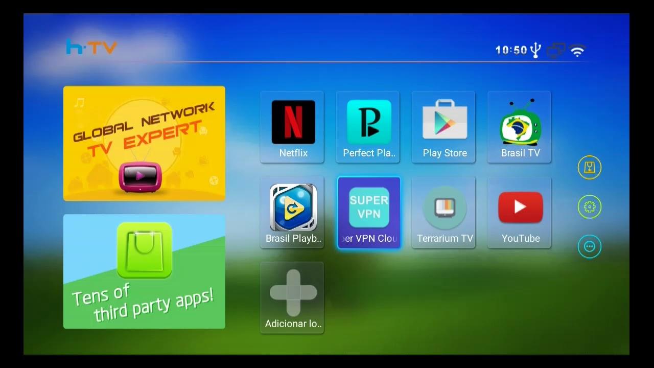 HTV BOX 5 - Status 14/03 - Problemas, Playback, VPN etc
