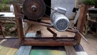 Циркулярка с подъемом и наклоном пильного диска #1
