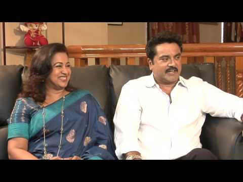 Chennayil Oru Dhivasam I Interview with Sarath Kumar & Radhika - Part 2 I Mazhavil Manorama