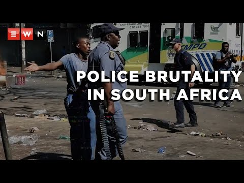 Police brutality in South Africa: Are rubber bullets necessary?