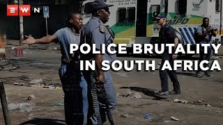 With growing calls for government to review the use of rubber bullets, the South African Human Rights Commission is calling for the police service to come up with different ways to calm and stabilise crowds instead of resorting to force.