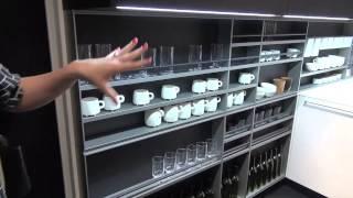 видео Современные кухни из Италии (Итальянский модерн)