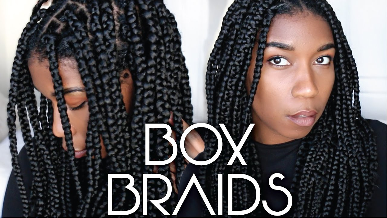 How To Box Braids Protective Style Easy Steps For Beginners