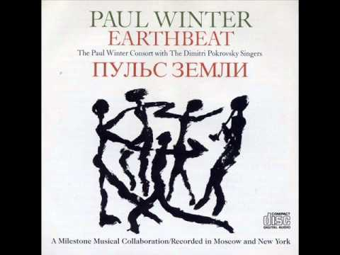 Green Dreams -The Paul Winter Consort with The Dimitri Pokrovsky Singers