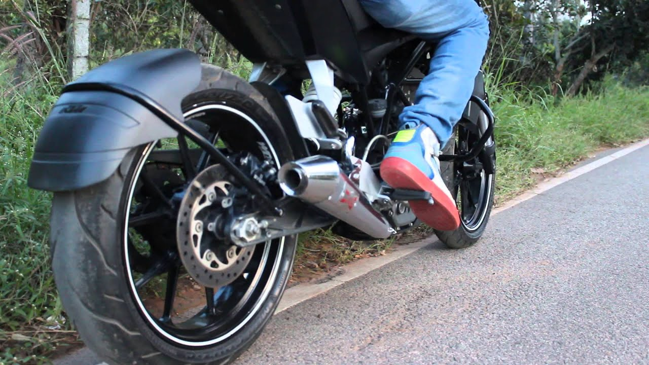 ktm duke 200: exhaustmoto torque:sound check` - youtube