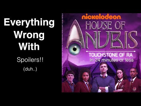 Everything Wrong With The Touchstone of Ra in 24 Minutes or Less