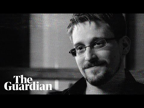Edward Snowden In Russian Exile: 'you Have To Be Ready To Stand For Something'