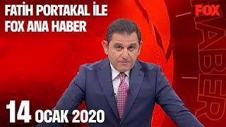 14 Ocak 2020 Fatih Portakal ile FOX Ana Haber