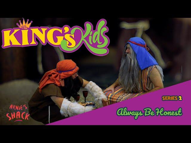 Always Be Honest – The King's Kids S02E12