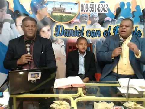 David A. Leonard smith  y Francisco Taveras 1 en Daniel con el Pueblo