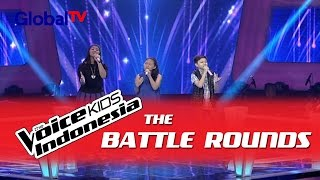 "Video Clarinta vs Gaizzka vs Angelia ""Stuttering"" I The Battle Rounds I The Voice Kids Indonesia 2016 download MP3, 3GP, MP4, WEBM, AVI, FLV Agustus 2018"