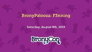 BronyPalooza: F3nning