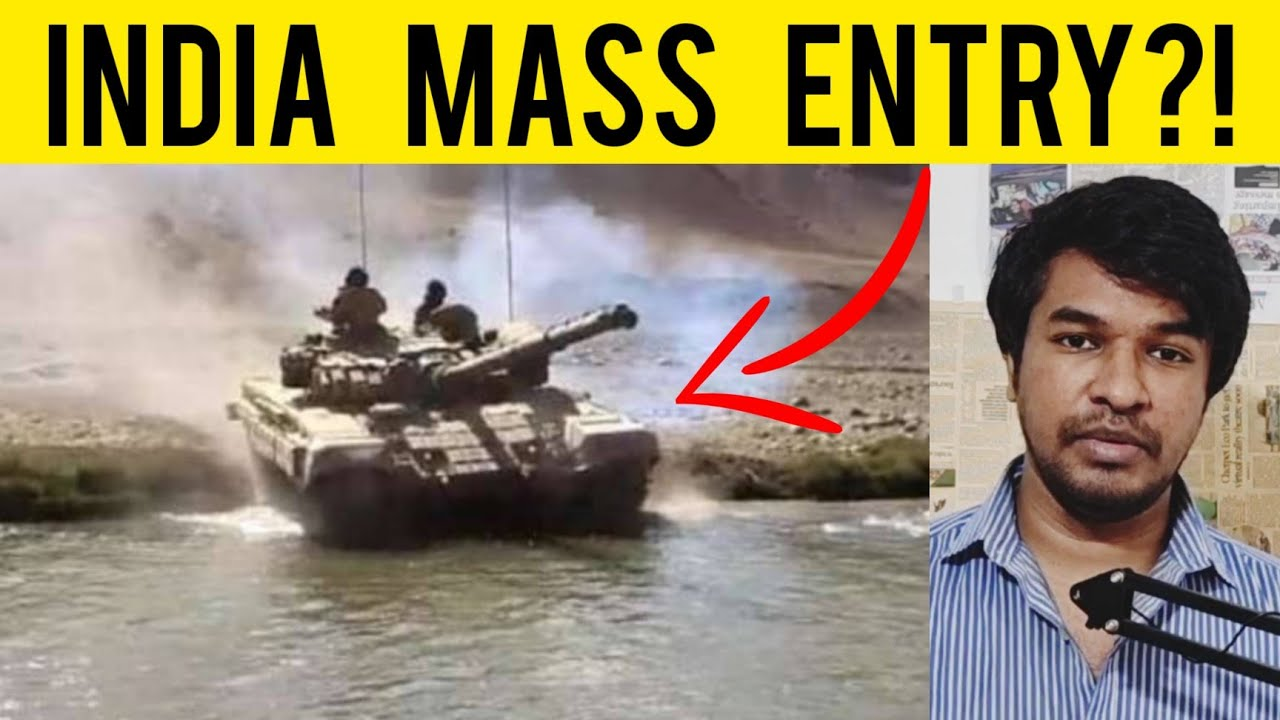 Download India Mass Entry into Afghan Issue | Tamil | Madan Gowri | MG