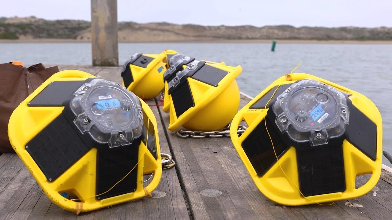 Tested: Deploying Ocean Sensors from a Plane!
