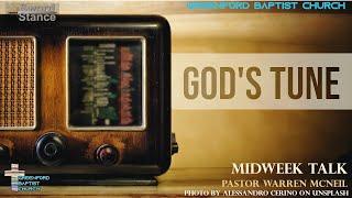 67) Sword Stance - God's Tune - Pastor Warren McNeil
