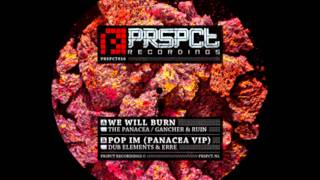 Pop im - Dub Elements (The Panacea VIP) PRSPCT 016