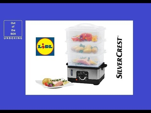 silvercrest-steam-cooker-sdg-950-c3-unboxing-(lidl-950w-1.2l-up-to-1-hour)