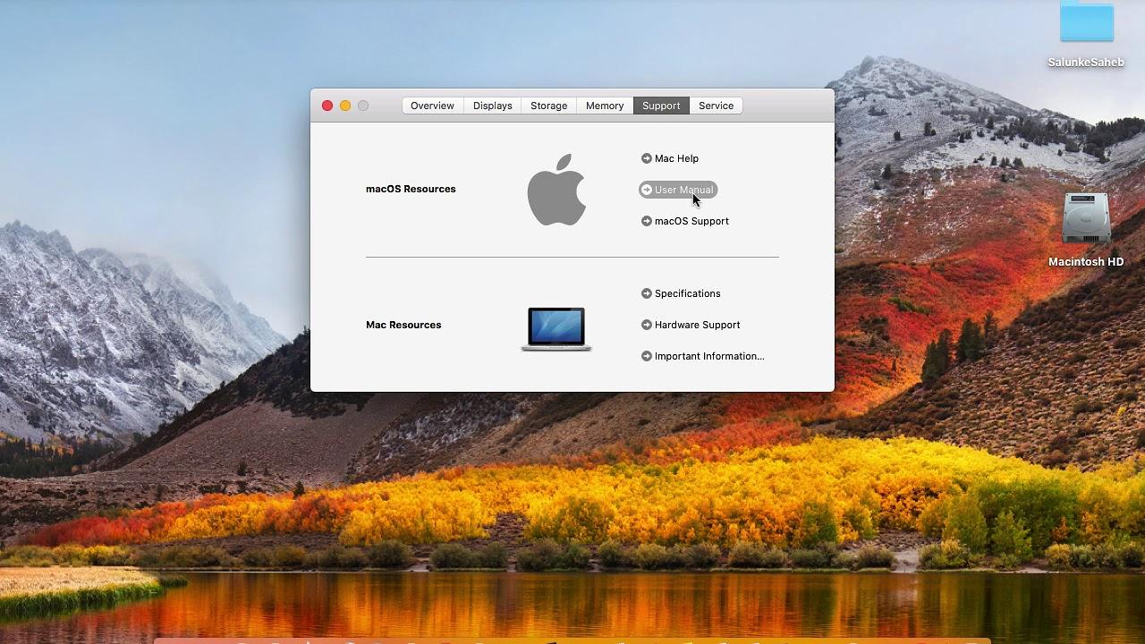 Apple Mac Air User Manualranchwestern