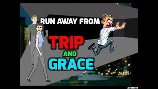 Façade - Running Away From Both Trip and Grace