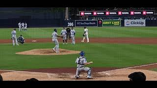 LA Dodgers 마무리 투수 켄리 잰슨 선수 워밍업