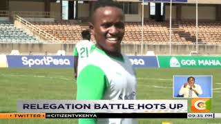KPL relegation battle hots up