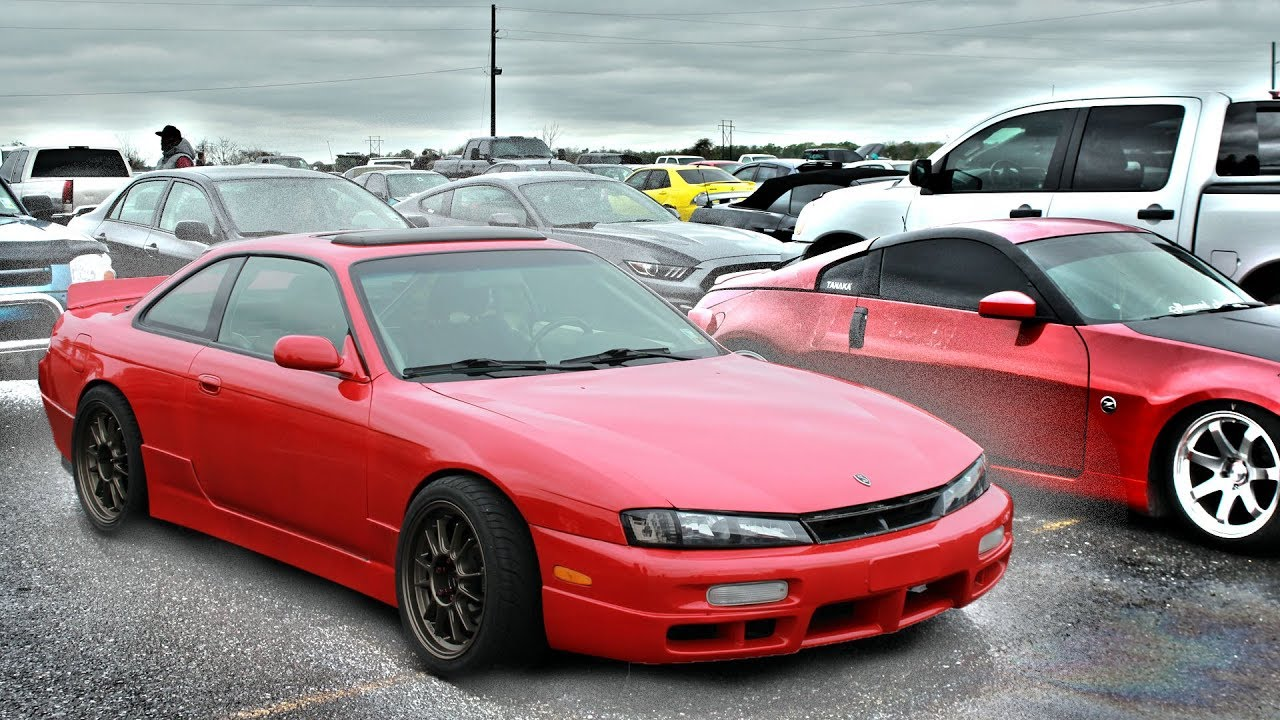 LS1 Swapped Nissan 240SX! LS Swaps Make Everything Better