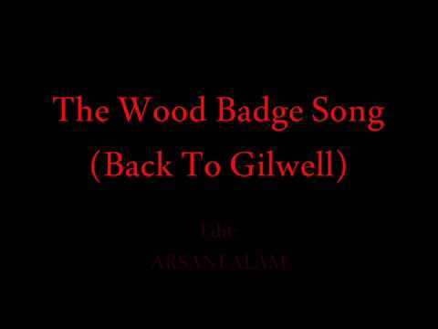 The Wood Badge Song