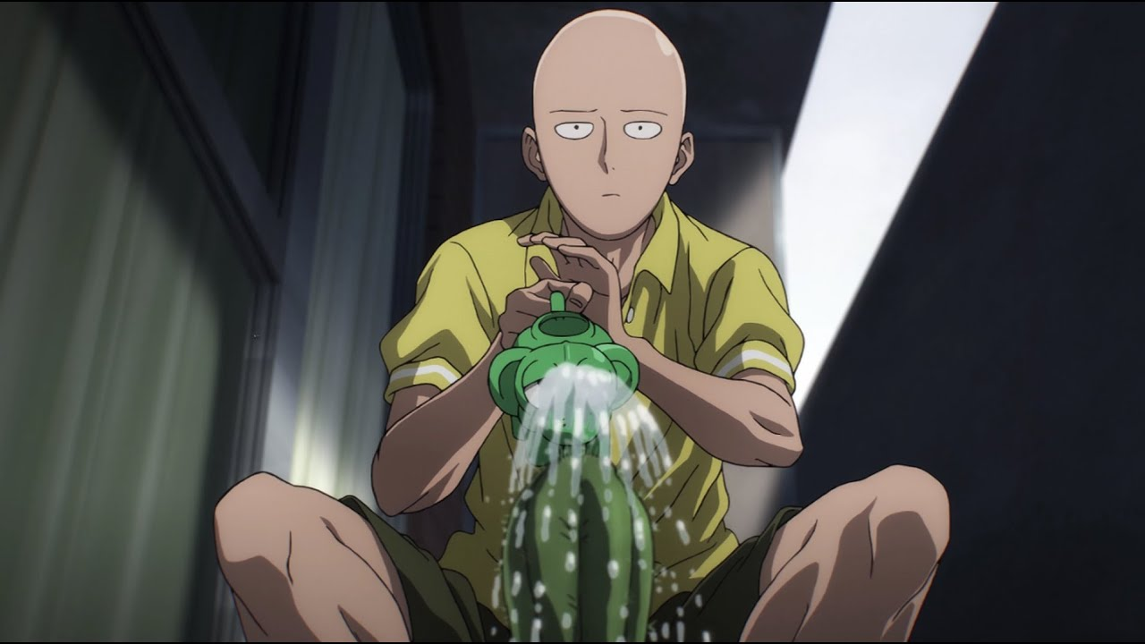 One Punch Man Mosquito Youtube