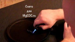 Зажигалка JOBON: короткий обзор и тест на свинцовых пульках