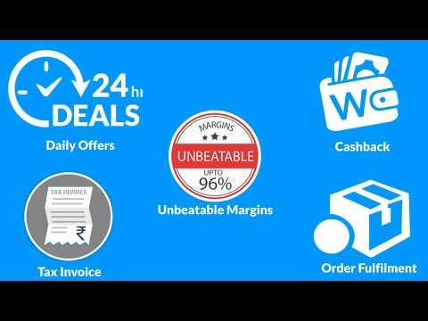 Wydr Wholesale E-Commerce App - Wholesale Buying ka Naya Tareeka
