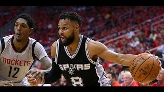 NBA PLAYOFFS ROCKETS VS SPURS GAME 6 FULL GAME HIGHLIGHTS MAY 11, 2017