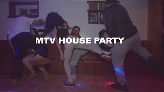"""""""MTV"""" HOUSE PARTY"""