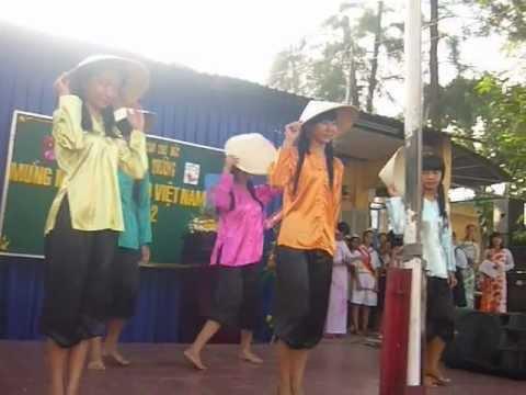 Cánh đồng tuổi thơ - lớp 8a5, THCS Xuân Trường - năm 2012-2013