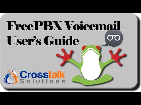 FreePBX Voicemail User's Guide