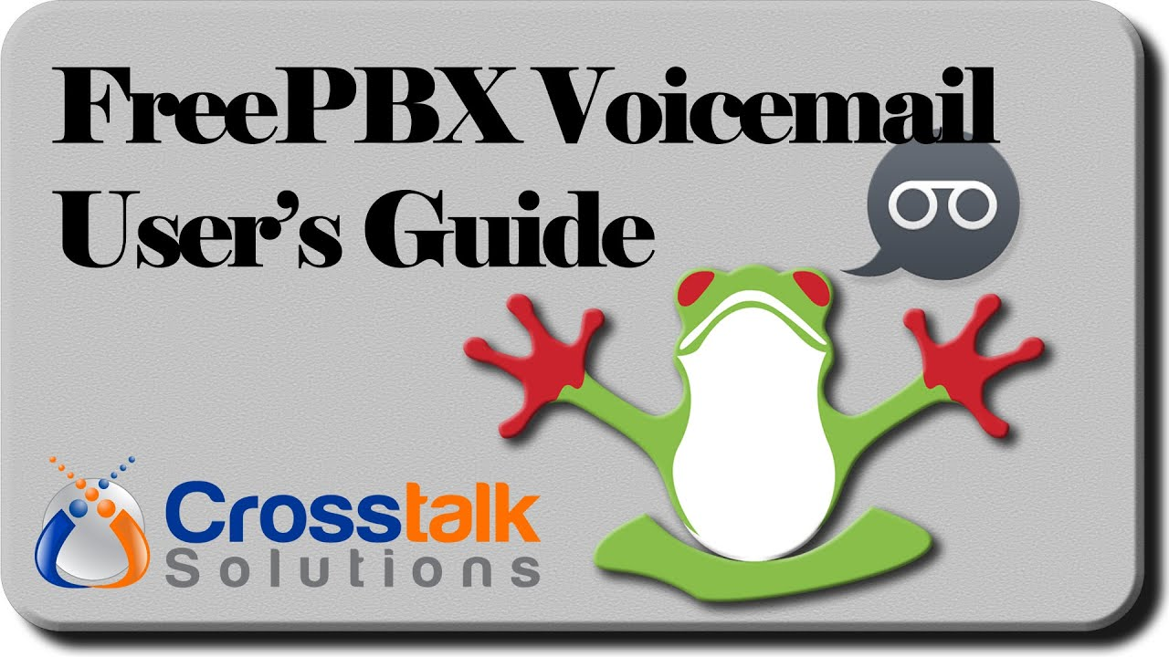 Freepbx voicemail users guide youtube m4hsunfo