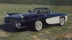 Batmobile in a Tuxedo? 1958 Gaylord Gladiator with Restorers Info on My Car Story with Lou Costabile