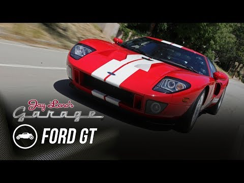 Inside Look At Designing The 2005 Ford GT – Jay Leno's Garage