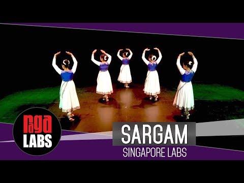 Sargam: A Kathak Presentation By Singapore Labs
