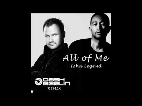 Dash Berlin - Jhon Legend All of Me (Extended Mix Yabin Innato DJ)