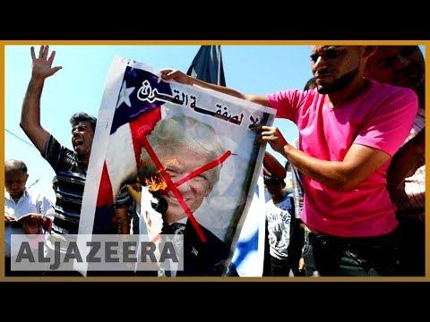 Palestinians reject Kushner
