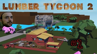 Method of Starting fast and Money-Roblox: Lumber Tycoon # 2