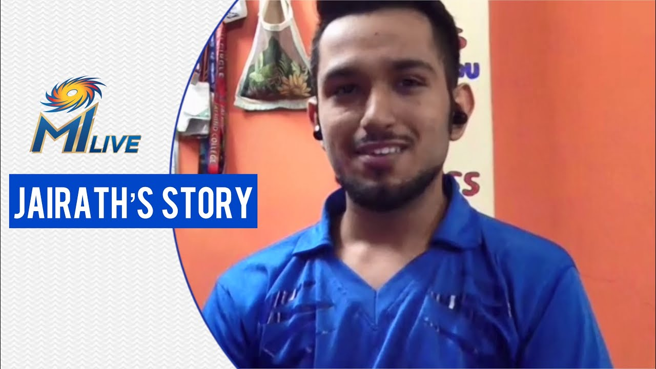 Jairath shares his favourite MI memory   जैराथ का यादगार पल   Dream11 IPL 2020