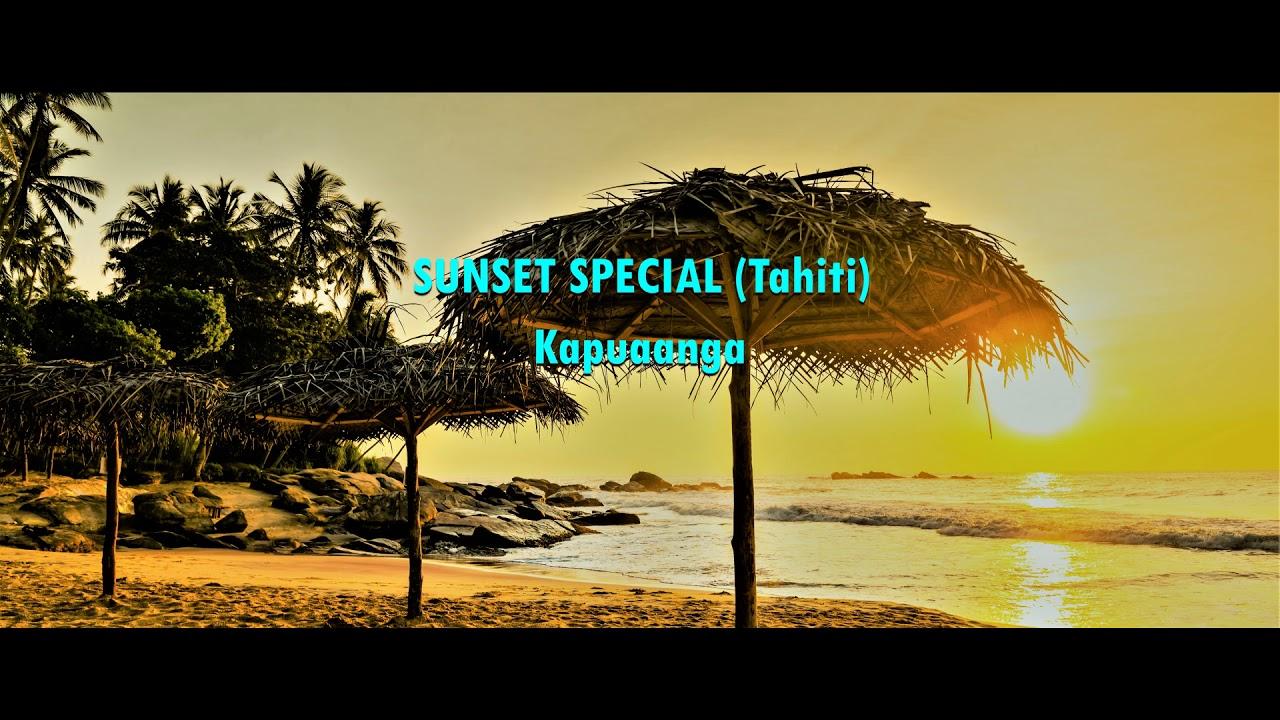 Sunset Special - Kapuaanga - Cook Islands Music