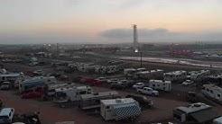 Circuit of the Americas, TX - Dry Camping - Mavic Air
