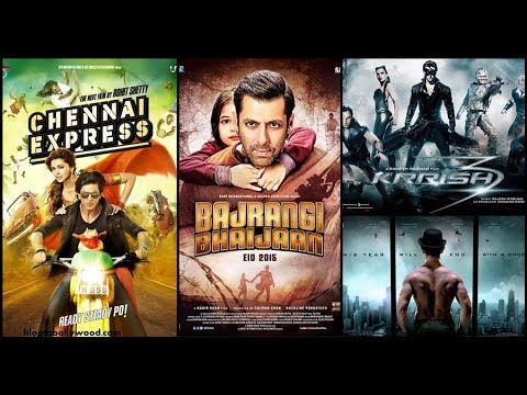 TOP 10 Movies of All Time  Of BOLLYWOOD AND SOUTH INDIAN-HISTORY MAKERS MOVIES OF INDIA