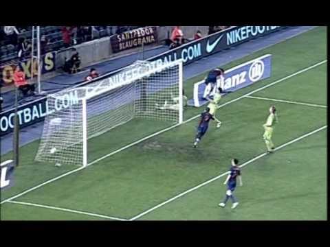 Messi historisk i barcelona