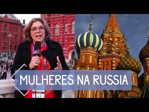 As mulheres na Copa da Rússia | Barbara Gancia | Saia Justa