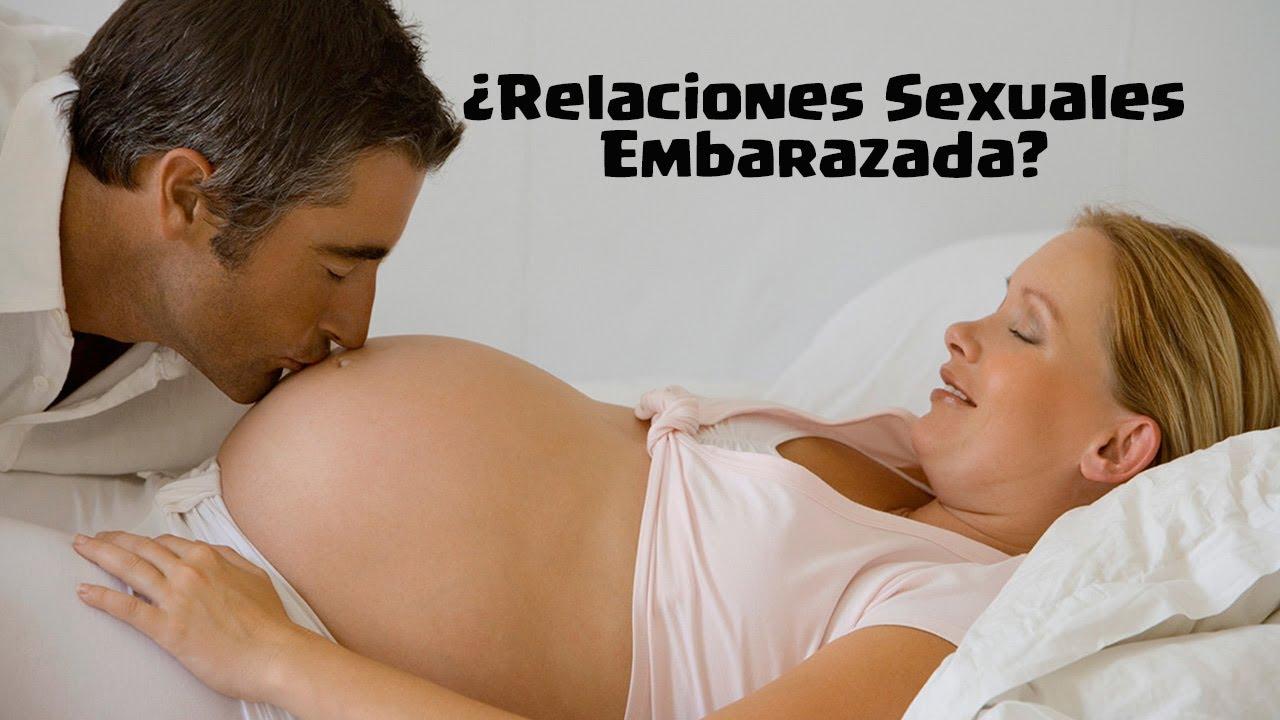 Como complacer sexualmente a una mujer embarazada